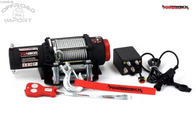 POWERWINCH PW4500 12volt