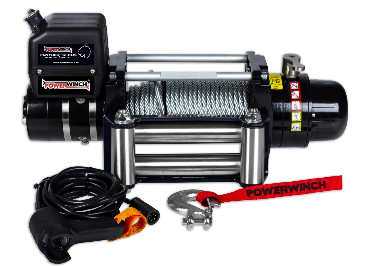 POWERWINCH PANTHER 12.0